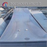 China Hot Rolled Carbon Chequered Steel Plate