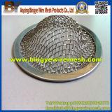 Stainless Steel Small Metal Filter Mesh Cap
