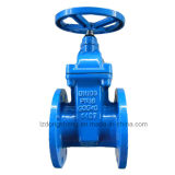 Flanged Ends Resilient Seat Non-Rising Stem Gate Valve