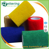 Self Adhering Non Woven Cohesive Elastic Bandage