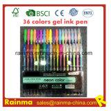 36 Colors Gel Ink Pen