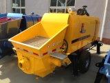 China Hot Sale Trailer Concrete Pump Concrete Pumping Machine Concrete Machine with Ce Certification