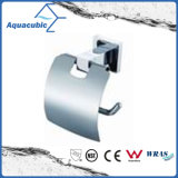 Contemporary Chromed Toilet Paper Holder (AA6812)