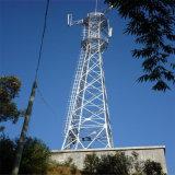 Telecommunications GSM 4-Legged Angle Steel Tower