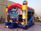 Inflatable Princess Combo with Slide (RB2009)