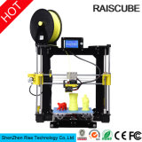 Rasicube Easy Assemble acrylic Reprap Prusa I3 Digital Desktop Fdm 3D Printing