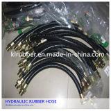 SAE J1401 Flexible Hydraulic Rubber Brake Hose for Auto Parts