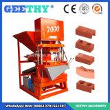Eco Mater 7000 Hydraulic Interlocking Soil Brick Making Machine