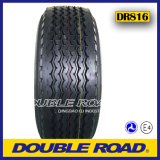Doubleroad 315/80r22.5 Smooth Pattern Radial Truck Tyres