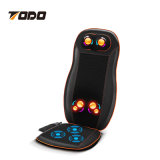 Kneading and Heating Shiatsu Back Vibration Car Massage Cushion