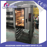 Air Circulation 12 Tray LPG Convection Oven Convector Ovens with Steam Spray