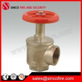 """F2.5"""" NPT Inlet and Outlet Fire Hose Angle Valve"""