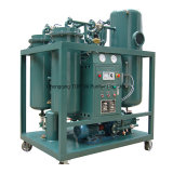 Portable High Vacuum Used Turbine Oil Recycling System (TY-50)