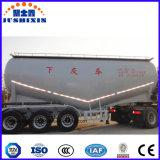 3 Axle 35ton Bulk Cement Powder Tanker Utility Cargo Truck Tractor Semi Trailer