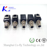 M12 3, 4, 5, 6, 8, 10 Pin RJ45 Elbow Electrical Connector Adapter