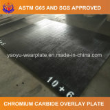 Chromium Carbide Steel Overlay Plate