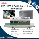 Frd1000II Continous Solid-Ink Date Coding Band Sealer for Detergent