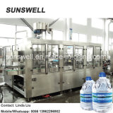 500bph Big Bottle/Barrel 18.9L Plasitc Bottle Water Filling Machine/Pure&Mineral Water Bottling System