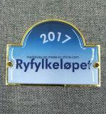 Customized Metal Enamel Emblem/Army/Military/Souvenir/Car Logo Lapel Pin/Tin/Button/Police Badge