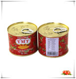 210g Canned Vegetable Canned Tomato Paste for Benin