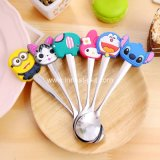Stainless Steel Cartoon Spoon for Pet Dogs and Cats