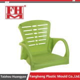 Plastic Injection PP Steel Leg Armchair Molding