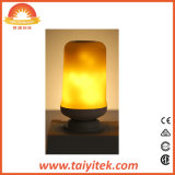 E27/E26 LED Fire Flame Effect Bulb for Festival