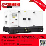 50kVA Silent Cummins Diesel Generating Set Waterproof Genset with Perkins Soundproof