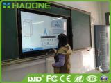 70′′ 6-Points Optical Touch Screen Monitor for School Teaching Aids