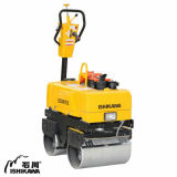 Vibratory Mini Road Roller Compactor with Honda Engine