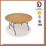 PVC Round Banquet Table for Restaurant / Hotel (BR-T014)