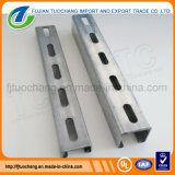 Profile Section Gi Slotted Unistrut Channel