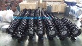 Ggg40/Ductile Iron Flnage Butterfly Valve with EPDM/NBR/Rubber Line