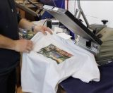 Aw Quality Self Weeding A4 Size Light Heat Transfer Paper for Light-Colored Pure Cotton Substrates
