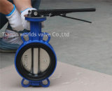 Hand Lever Wafer Butterfly Valve (D7A1X-10/16)
