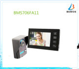 """7"""" Home Surveillance System Video Doorphone for Apartment"""