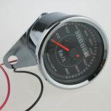 12V Universal Motorcycle LED Backlight Odometer+Tachometer Speedometer