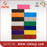 Aluminum Plain Car Name Plates with Customized Colors and Sizes