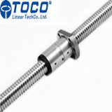 Single Nut and Inner Loop Ball Screw for Axis Machine
