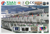 Wonyo 10 Heads Computer Embroidery Machine Computerized for Cap, T-Shirt and Flat Embroidery Best Prices
