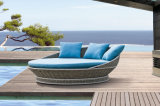 New Rattan Daybed Outdoor Furniture