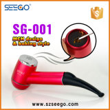 Seego Patented Hot Selling E Cigarette Sg-001 Smoking E-Pipe