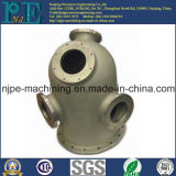 Customized Precision Low Pressure Casting Aluminum Sleeve Joint