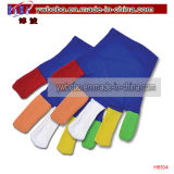 Gloves with Multi-Coloured Fingers Household Gloves (H8104)