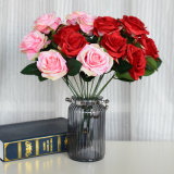 Realistic Artificial Rose Flower for Wedding