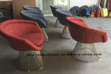 Metal Leisure Restaurant Outdoor Furniture Wire Morden Dining Chair