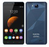 "Oukitel C3 5.0"" HD Screen Cellphone Android 6.0 Mtk6580 Quad Core Mobile Phone 1g RAM 8g ROM Diamond Design 3G WCDMA Smart Phone Dark Blue"