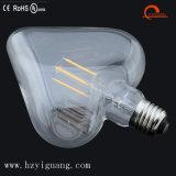 Loving Heart Shape LED Filament Bulb Light DIY