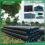 PE/PP Double Wall Spiral Corrugated Pipes