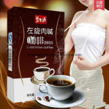 Hot Sale L-Carnitine Coffee for Weight Loss with Real Effect